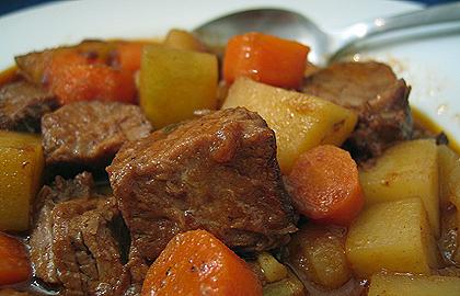 Beef Stew - Alexandra Wilson